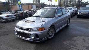 1997 Mitsubishi Mitsubishi Lancer Evo Iv