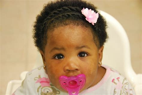Black Baby Hair Styles