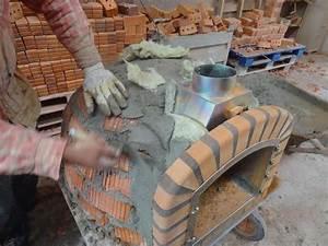 Aus Welchem Holz Baut Man Einen Bogen : wie man einen portugiesischen holz gebrannt backstein pizza ofen bauen gunook ~ Orissabook.com Haus und Dekorationen