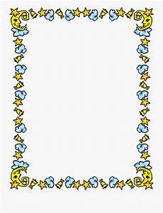 Transparent, Boarder, Clipart, -, Moon, Border, Free, Transparent, Clipart