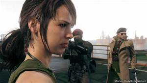 Metal Gear Solid V: The Phantom Pain Guide: How To Recruit ...  Quiet