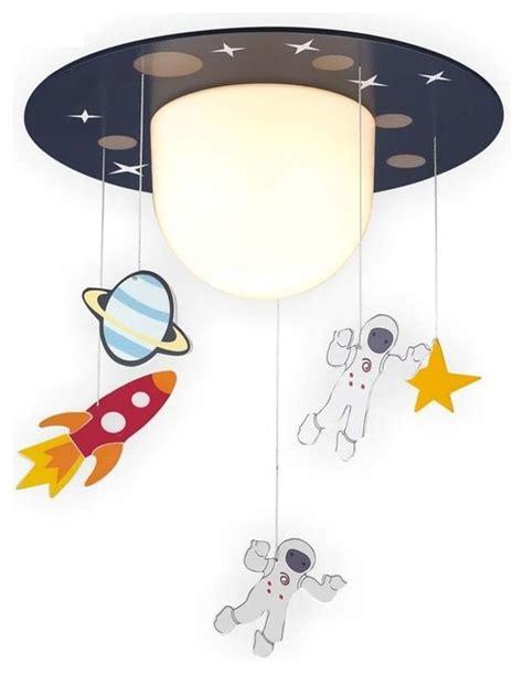 Mission To Mars Ceiling Light  Kids Ceiling Lighting