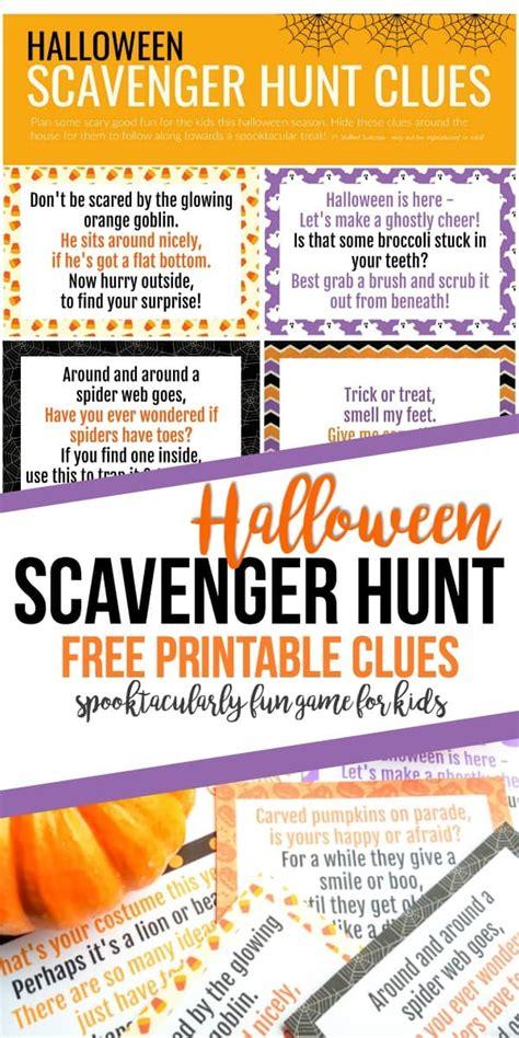 halloween hidden picture printable