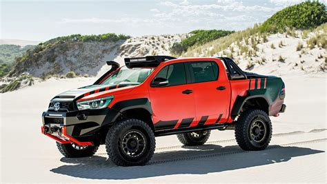 Toyota Raptor by Toyota Hilux To Rival Ford Ranger Raptor Car News