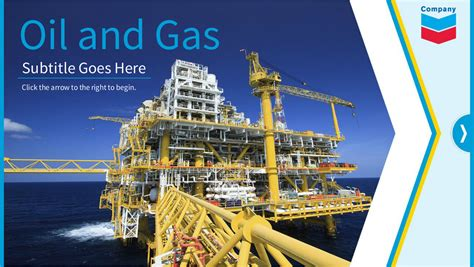 Oil And Gas Industry Elearning Template By The Elearning