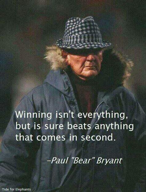 Bryant Quotes Paul Bryant Quotes Quotesgram
