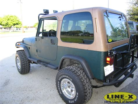 linex jeep green line x jeeps line x of sarasota
