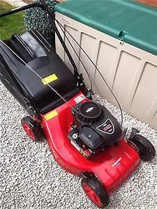 Briggs Et Stratton 450 Series 148 Cc : champion 148cc petrol lawn mower push briggs and ~ Dailycaller-alerts.com Idées de Décoration