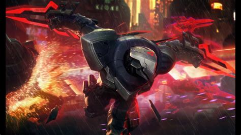 Zed Animated Wallpaper - project zed animated login fan made