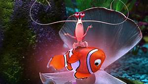 """Jacques, character from """"Finding Nemo"""".   Pixar-Planet.Fr"""