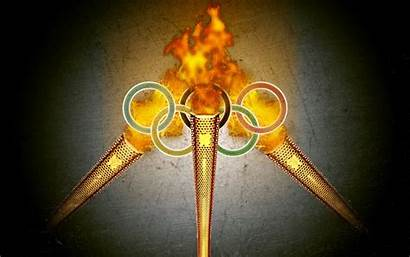 Olympics Background Torch Olympic Wallpapers Summer Backgrounds
