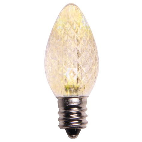 warm white led christmas light bulbs
