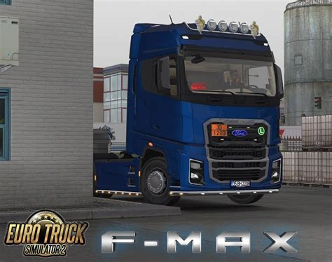 ford  max   ets mods euro truck