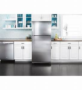 Whirlpool Refrigerator Brand  Whirlpool Wrt359sfym Top