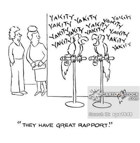 Rapport Cartoons And Comics  Funny Pictures From Cartoonstock
