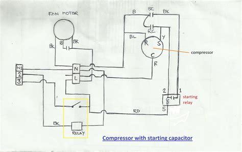 Tecumseh Capacitance Crankcase Heater Wiring Diagram
