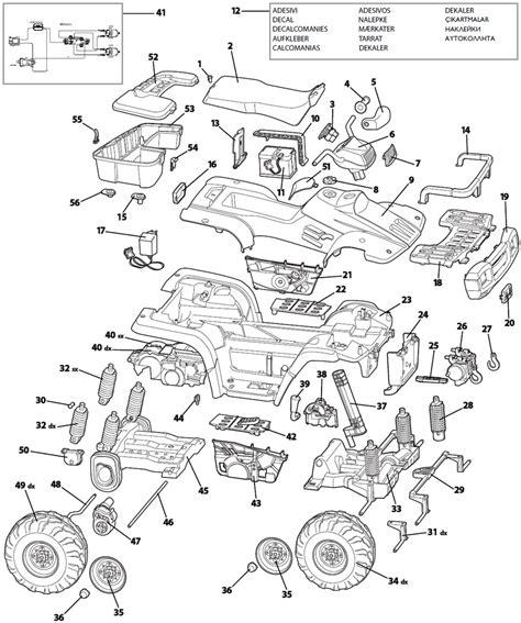 Polaris Scrambler Wiring Diagram