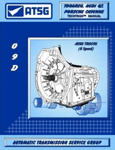 book repair manual 2002 toyota celica transmission control audi porsche and volkswagen 09d tr60sn 6 speed automatic transmission rebuild manual softcover