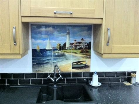 nautical tiles kitchen 1000 images about lighthouses ships on 1055