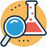 Icon Experiment Procedure Research Analysis Science Icons
