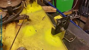 John Deere Diy Mower Deck Repair  U2013 Diy Metal Fabrication  Com