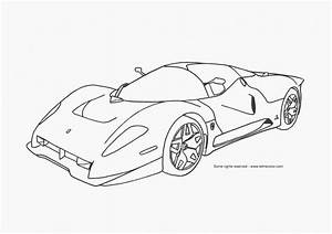 Muscle Cars Coloring Pages - AZ Coloring Pages