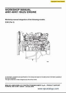 New Holland Engines Repair Manuals And Wiring Diagrams For