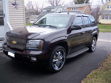 Laurarand81's 2008 Chevrolet Trailblazer In Rochester, Ny