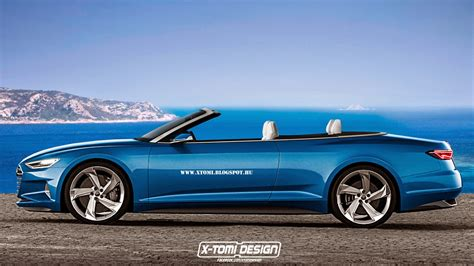 Audi Prologue Piloted Driving Concept Rendered As