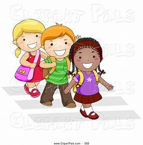 Walking School Boy Clipart (30+)
