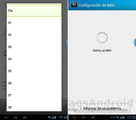 apk de blackberry messenger para android filtrada lista en descarga