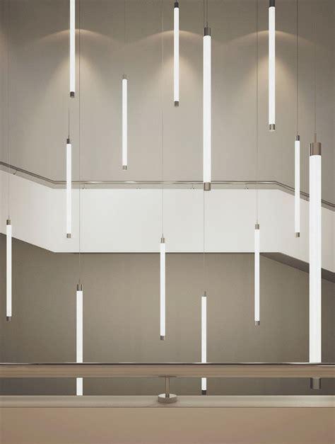 fluorescent lights modern hanging fluorescent lighting
