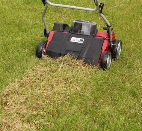 Rasen Nach Vertikutieren by Rasen Richtig Pflegen Und Vertikutieren
