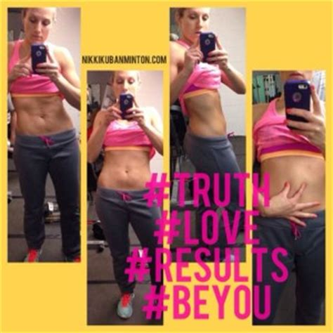 Woman's Body Beast Results with Vegan Meal Plan Nikki