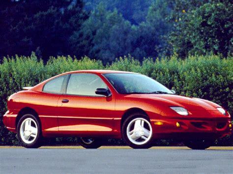 1999 Pontiac Sunfire Overview