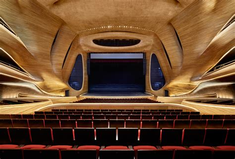 mad architects fluid formed harbin opera house opens  china