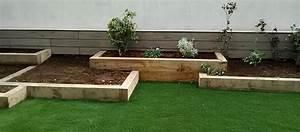 Carre De Jardin Potager : carr s potager dulac paysagiste saint genis laval ~ Premium-room.com Idées de Décoration