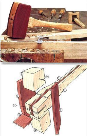 wooden mallet plans hand tools tips  techniques