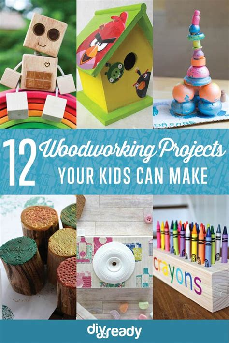 woodworking projects  kids diy ready