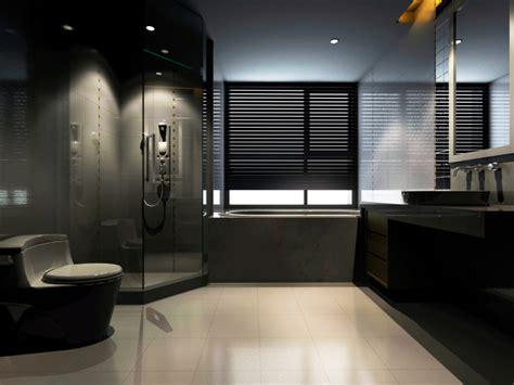 Badezimmer Modern Schwarz by 59 Modern Luxury Bathroom Designs Pictures