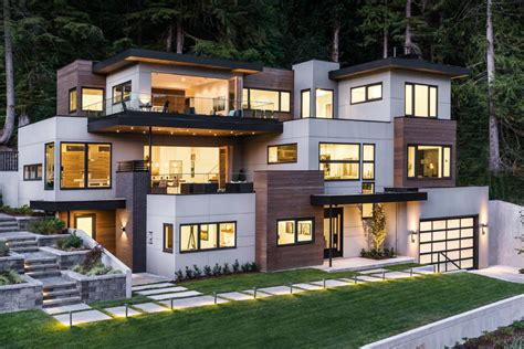three story houses the cube house by canvas homes archiscene your daily