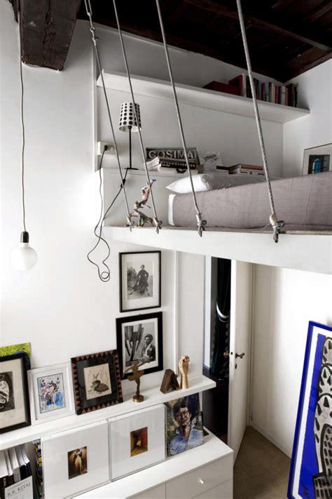 Floor Ideas For Kitchen - built in hanging loft bed interior design ideas ofdesign