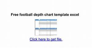 free football depth chart template excel google docs With football depth chart template excel