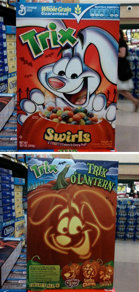 trix swirls trix swirls halloween  box