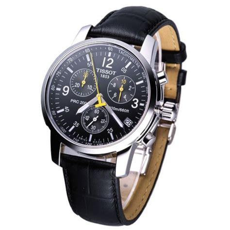 Tissot Prc 200 Chronograph tissot prc 200 s black silver chronograph quartz sport