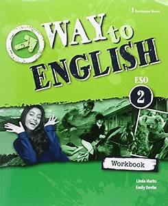 Libro 16 Way To English 2 Eso Workbook Language Builder Al
