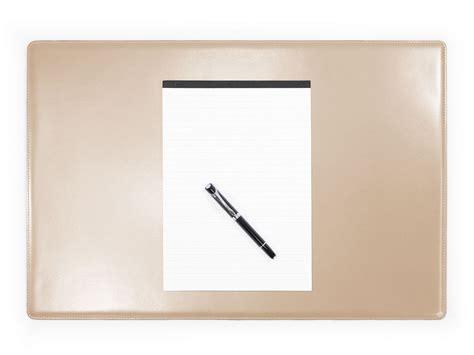 sous en cuir pour bureau sous de bureau en cuir beige sm700