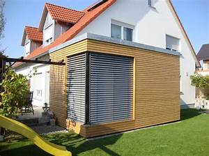 Hausanbau Selber Bauen : holzanbau imgarten pinterest ~ Markanthonyermac.com Haus und Dekorationen