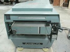delta thickness planers  sale  stock ebay