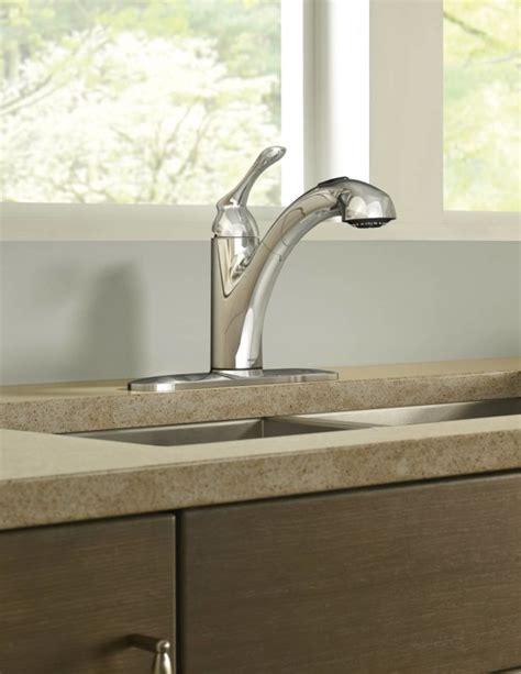 Moen Banbury Kitchen Faucet 87017 by Faucet 87017 In Chrome By Moen